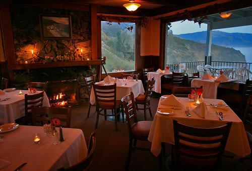 Breakfast Restaurants In Big Sur